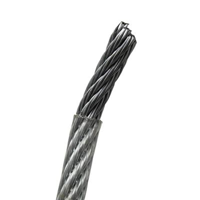 "Cable Acero C/Forro 1/4"" (5.0 x 7.0mm)"