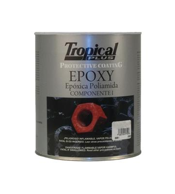 Pintura Epóxica + Comp Tropical Blanco 51382
