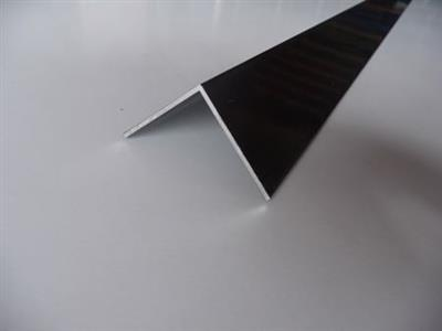 "Angular Aluminio 1/8"" x 1"" x 2"" x 19' SO1026"