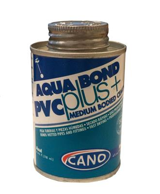 Cemento PVC 4 Oz Cano Plus Aquabond 301220